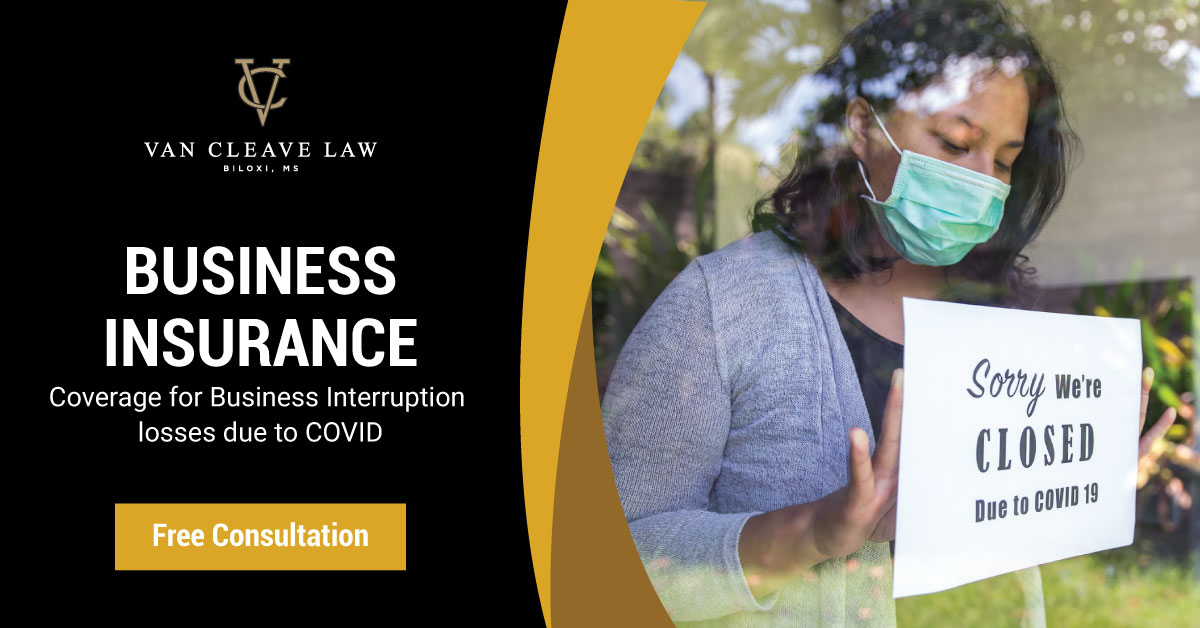 Business Interruption Insurance Claims