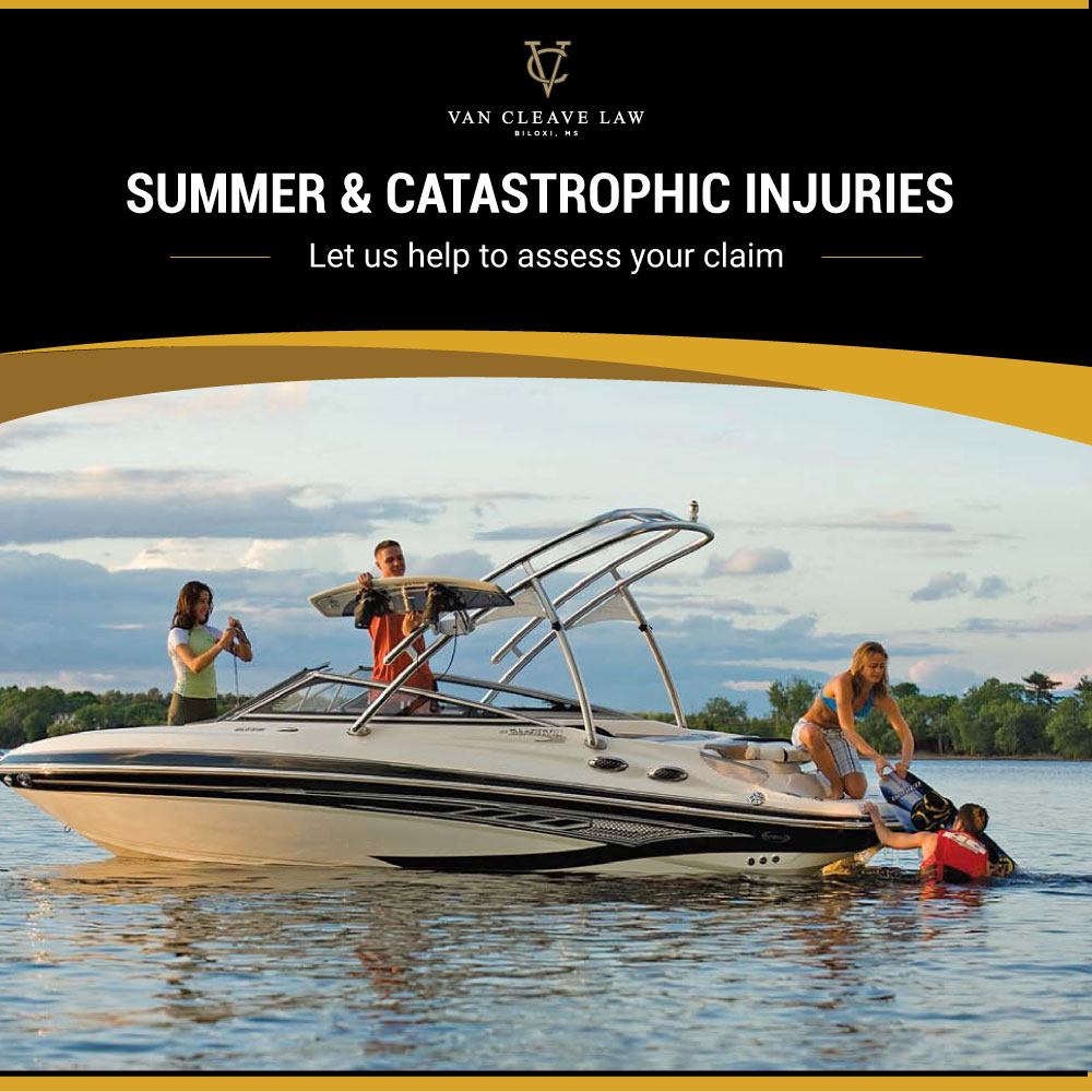 Catastrophic Injuries Are More Common in the Summer