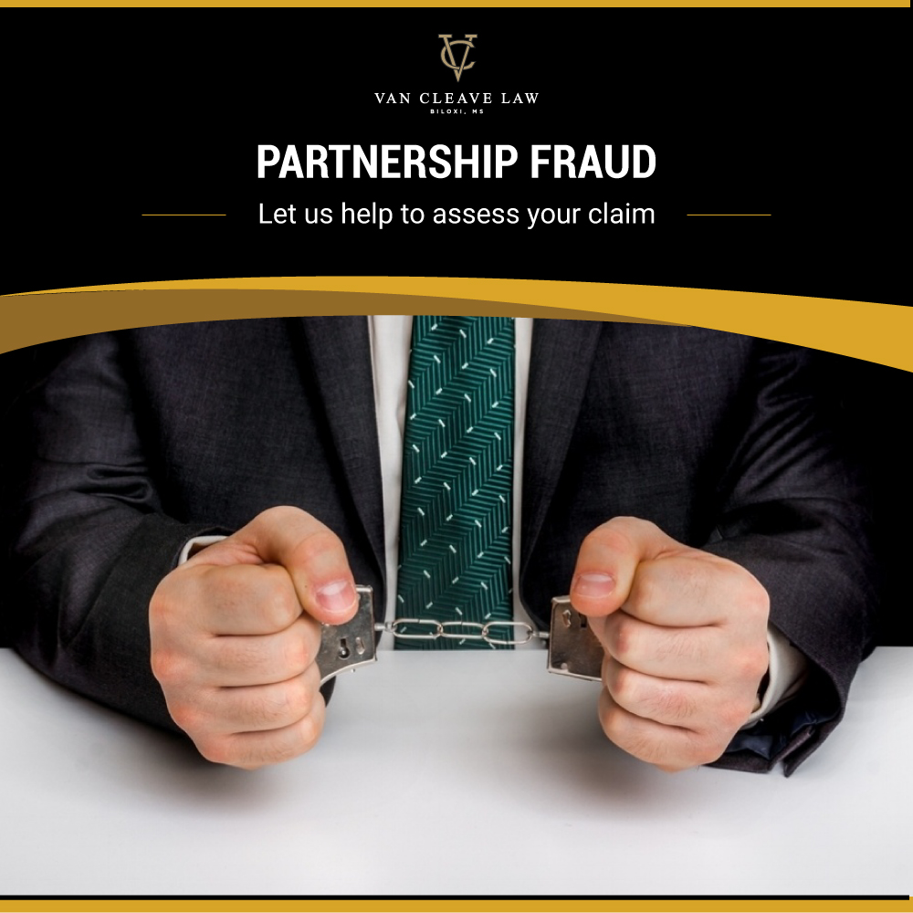 How to Deal with Partnership Fraud
