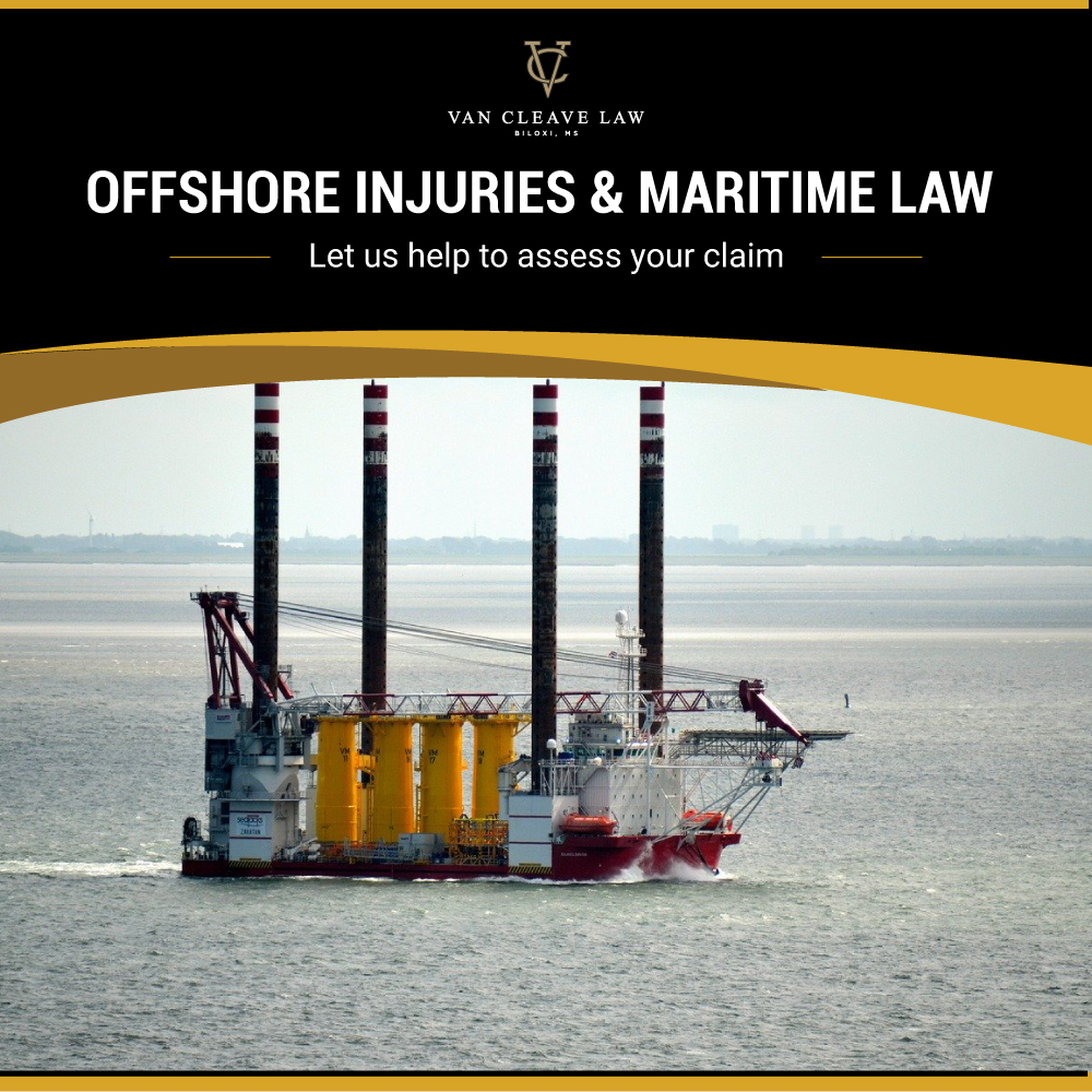Maritime and Offshore Accidents Can Lead to Catastrophic Injuries