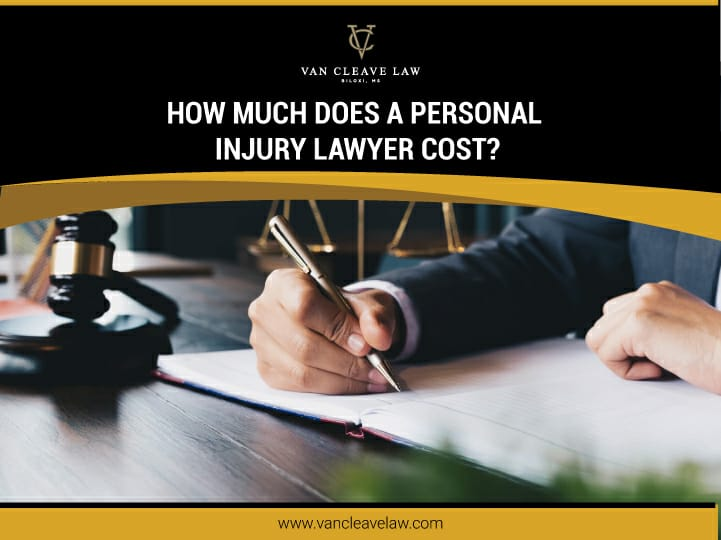 How Much Does a Personal Injury Lawyer Cost?