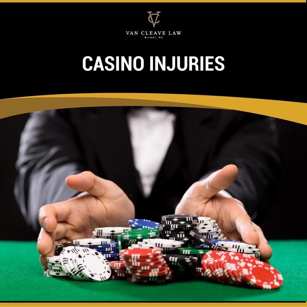 Casino Injuries