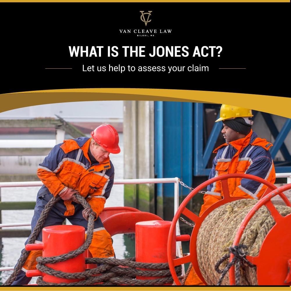 What is Jones Act?