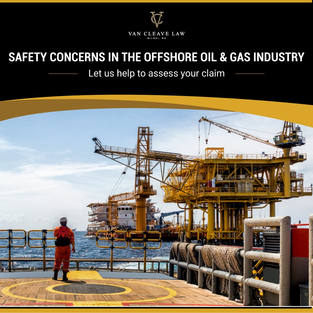 Safety Concerns in the Offshore Oil & Gas Industry