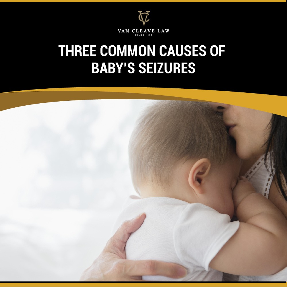 Three Common Causes of Baby's Seizures