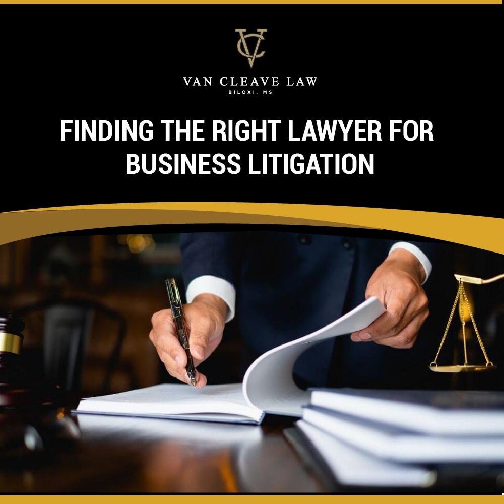 Biloxi Business Law Attorney